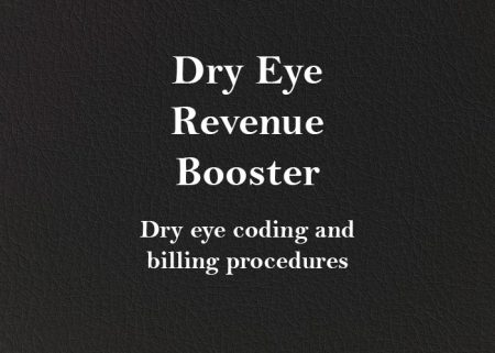 Dry Eye Revenue Booster